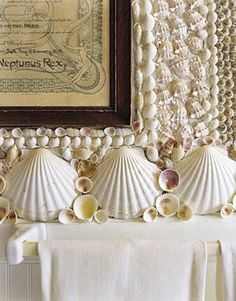 belle maison: Accessorizing with Shells
