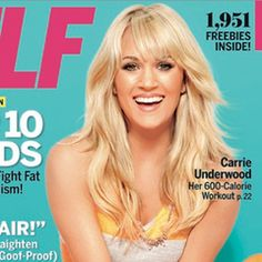 """Carrie Underwood's 600-Calorie Workout Trick--""""Deck of Cards Workout"""""""