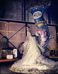 Wedding designer Guido Maria Kretschmer 2010/2011   #bridal
