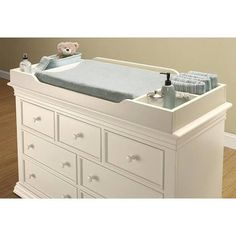 Bon Changing Table Dresser Topper White   Google Search