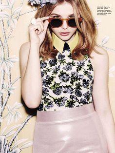 get the look!!!    Chloe Moretz- trendsetter (2)
