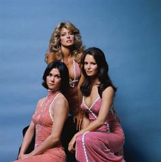 nothing like the originals! Charlie's Angels