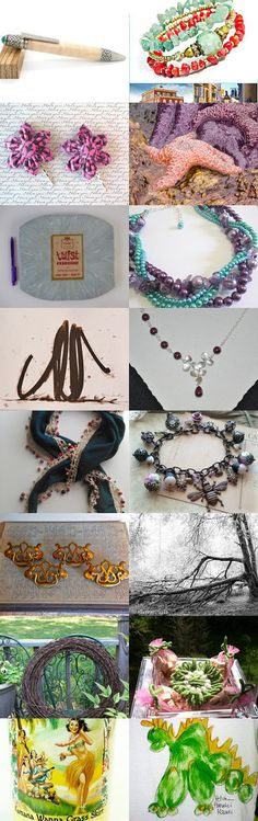 TWISTs by Roee on Etsy--Pinned+with+TreasuryPin.com
