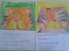 kaplanlar..tigers drawing 1st class