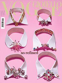 Vogue Gioiello (Vogue Accessories Italia) - Gennaio 2010.