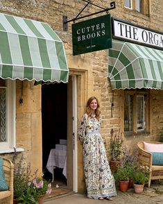 Cutter Brooks: A New Shop by Amanda Brooks Cotswolds, England