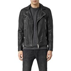 Jackets For Stylish Men. Jackets are a vital component to every man's set of clothes. Men need jackets for several situations as well as some varying weather conditions. Cool Jackets For Men, Revival Clothing, Men's Clothing, Men Closet, Men's Wardrobe, Sports Jacket, Leather Men, Leather Jackets, Jacket Style