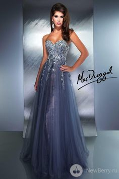 Couture Mac Duggal SS 2013