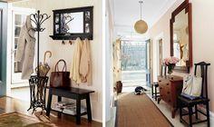 Small Entryways & Foyers Design Decor Inspiration   via ... love Maegan