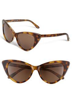 cf2e2408aa Tom Ford Plastic Cat s Eye Sunglasses!! I definitely need them