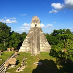 Less touristy version of Chichen Itza.  Visit between December and February.  Go during early morning or evening.  Avoid Christmas.  Tikal in Petén