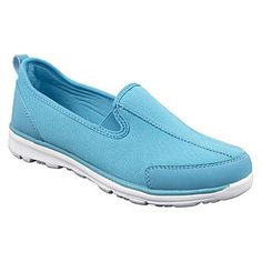 Women's Casual Sportie Step-In - Turquoise