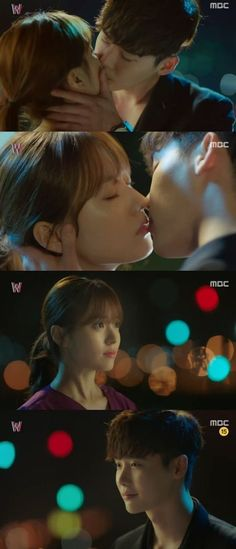 [Spoiler] Added episode 5 captures for the Korean drama 'W' W Two Worlds, Between Two Worlds, Lee Jung Suk, Lee Jong, Second World, The Real World, Kdrama W, W Korean Drama, Kang Chul