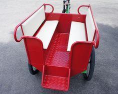 Tricycle Bike, Trike Bicycle, Cargo Bike, Soap Box Cars, Velo Design, Kids Wagon, Airplane Kids, Bike Cart, Atv Trailers