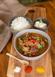 Thermomix recipe: Lamb and Yoghurt Curry · Tenina.com