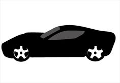Car Silhouette Graphics Silhouette Graphics