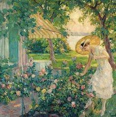 la musique                             Vincent Van Gogh                                 Ernest Lawson                              ...