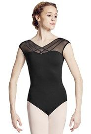 Bloch Powermesh Leotard