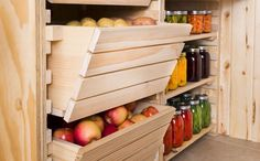 Off-Grid (And Power-Free) Refrigeration For Year-Round Food