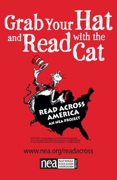 Read Across America Artwork & Downloadables.  2017 Visuals to Help Promote Your Read Across Events!