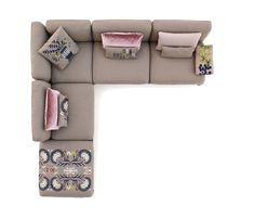 Fergana by Moroso | Modular seating systems