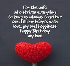 Best birthday wishes for wife birthday wishes lines sayings romantic birthday wishes for wife happy birthday wife m4hsunfo