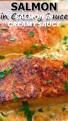 Salmon Recipes, Fish Recipes, Seafood Recipes, Beef Recipes, Vegetarian Recipes, Dinner Recipes, Cooking Recipes, Healthy Recipes, Salmon Dishes