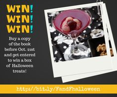 Last day to get entered into the draw to win a box full of Halloween goodies (I want to mail them out ASAP so hopefully they will arrive on time!) Open worldwide... http://www.my-organized-chaos.com/fast-fun-ghoulish-halloween-treats/