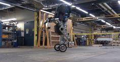 #World #News  Bizarre Boston Dynamics robot moves like a world-class athlete  #StopRussianAggression #lbloggers @thebloggerspost