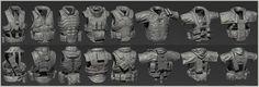 ArtStation - Metal Gear Online Highpoly, Csaba Molnar