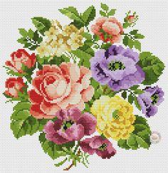 Gallery.ru / Фото #53 - Floral Bouquet - nastka2006