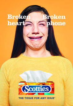 Scotties: The tissue for any issue 3