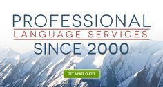 Asian Absolute - professional #language services