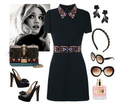 """Sin título #95"" by monivivi ❤ liked on Polyvore featuring Valentino"