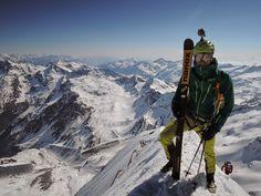 Every day ski touring!  #Königspitze #KönigNordwand #NanoxTouringSki #TopSki http://www.nanox-wax.com/en/