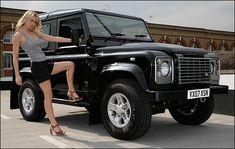 When CINSAY hits! Land Rover Defender