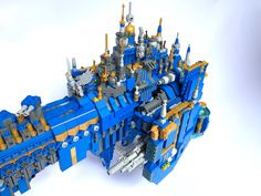 Cool Lego Creations, Lego Models, Everything Is Awesome, Battleship, Warhammer 40k, Legos, A Team, Equestrian, Core