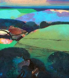 Gerry Dudgeon Artist - Dorset Paintings