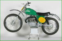 1972 - Penton 125MX - Vintage Dirt Bikes