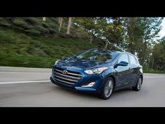 2016 Hyundai Elantra GT - YouTube