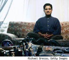 Deepak Chopra offers spiritual advice to the long-term unemployed.