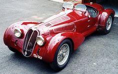 1937 Alfa Romeo 8C 2900.