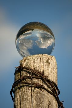 In A Glass Ball