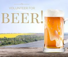 If you want to get free beer and are in the Denver area, consider volunteering for one of our Rocky Mountain Brew Runs