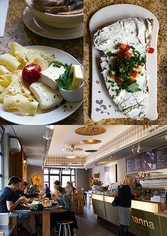 Breakfast in Freiburg im Breisgau: manna - die Spezerei | Strudel & Cream