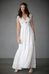 10 vestidos de noiva para casamentos na praia