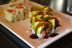 Kelli Wong Photography : Sushi Village