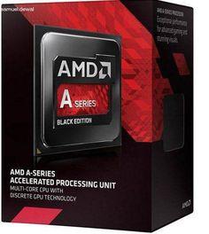 AMD A8-7650K 4-Core Socket FM2 3.3GHz (3.8GHz Turbo) Quiet Cooler FM2+