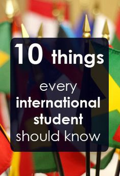 Studying in the U.S. is an incredible opportunity, but it comes with many fine details. Make sure to prepare for American college life with these tips from an International student!
