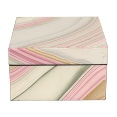 Use Pirouette Marble (papermojo.com) and create my own DIY Iris Paper Small Lacquer Box